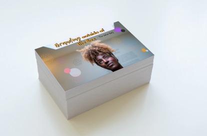The Soho Girl busines cards